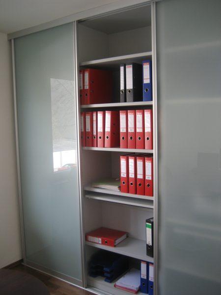 Schreinerei Johann Bergers GmbH -Büroeinrichtung – Büroschrank – 1