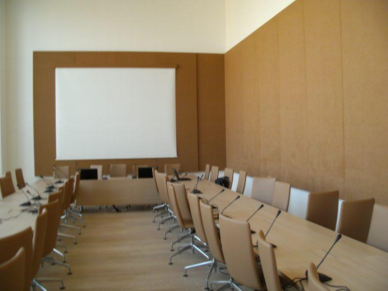 Schreinerei Johann Bergers GmbH – Mülheim – Rathaus – 17