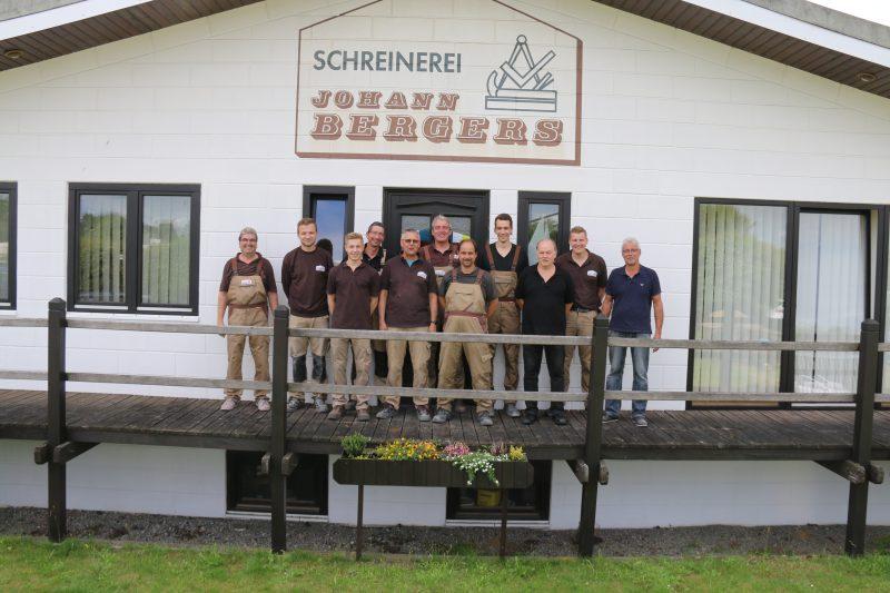 Schreinerei Johann Bergers GmbH -Mitarbeiter